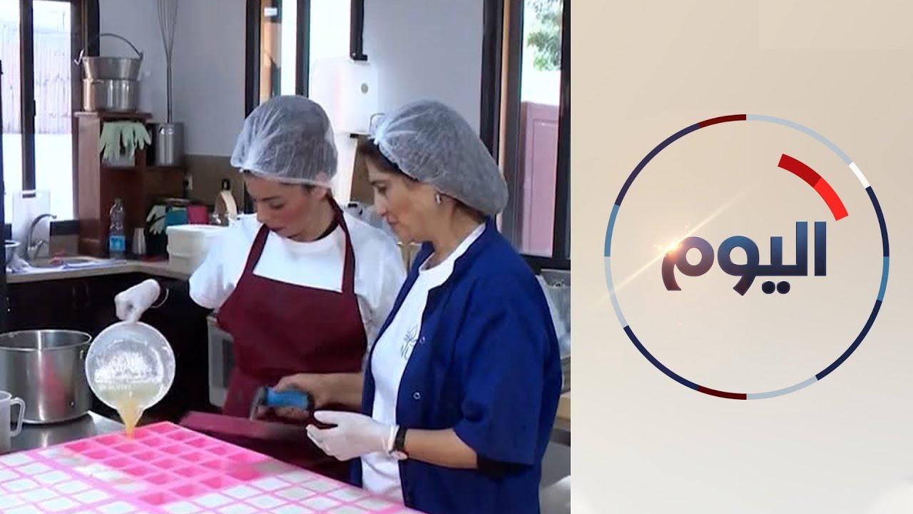 مشروع لإنتاج الصابون اليدوي في يافا يحيي تاريخا قديما  - 15:01-2021 / 2 / 23