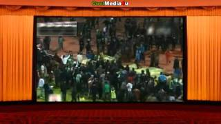 Video Football War Egypt Football Stadium Riot (Cairo) 74 People Dead Wednesday 1st February 2012 download MP3, 3GP, MP4, WEBM, AVI, FLV Oktober 2017