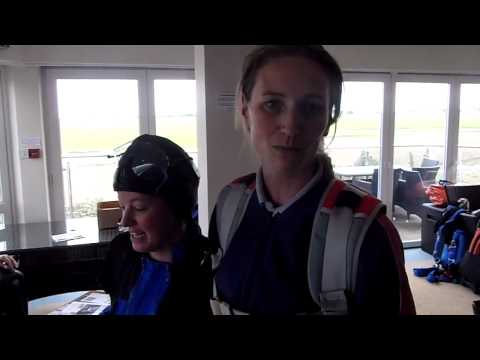 Interview Before GSPCA Animal Welfare Manager Skydives In Guernsey To Raise Funds