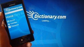 Онлайн - словарь с английским произношением, транскрипцией ...