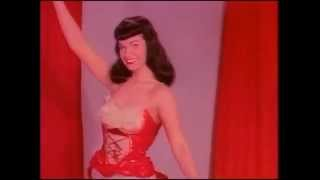 Stephie - Sexy, Soft & Red [Original Track] [Deep House] [Musicvideo + Bettie Page Tribute]
