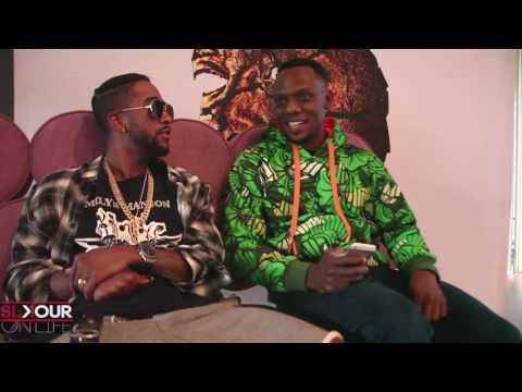 Omarion interview: Talks Shooting  A Video In SA x Calls SA A Hidden Gem