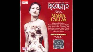 Maria Callas - A Collection of her Longest Notes Part 1