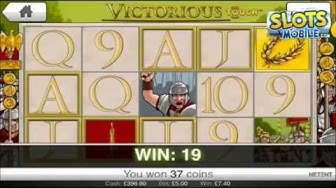 Victorious Mobile Slots