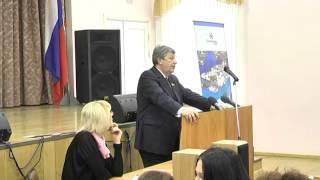 """открытый урок про """"ЭКСПО-2020""""в гимназии №9"""