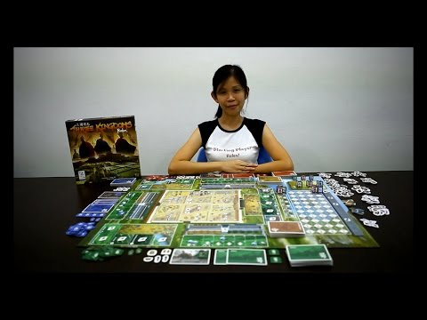 Gameplay of Three Kingdoms Redux