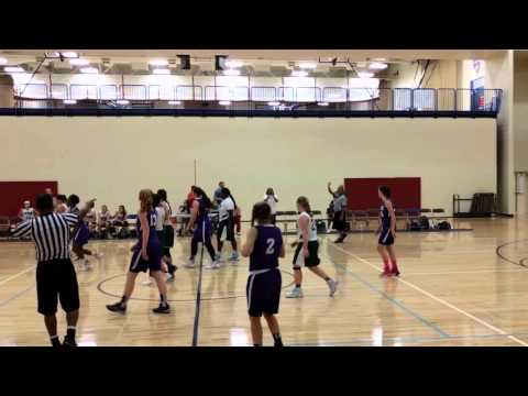 Northwest Magic 7/8 Split vs. ECBA Swish Green 5/6/2016