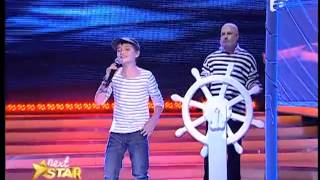 "Bogdan Stirbu - Bruno Mars - ""Just The Way You Are"" - Next Star"