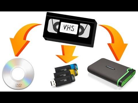 Как оцифровать видео с касеты VHS с помощью Rombica Pro Studio