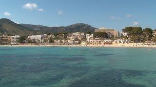 Mallorca - Paguera / HOTEL HSM S'OLIVERA / Beach - Strand - Playa / Majorca island