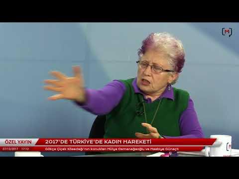 2017'de Türkiye'de kadın hareketi Konuklar: Hülya Osmanağaoğlu & Hasbiye Günaçtı