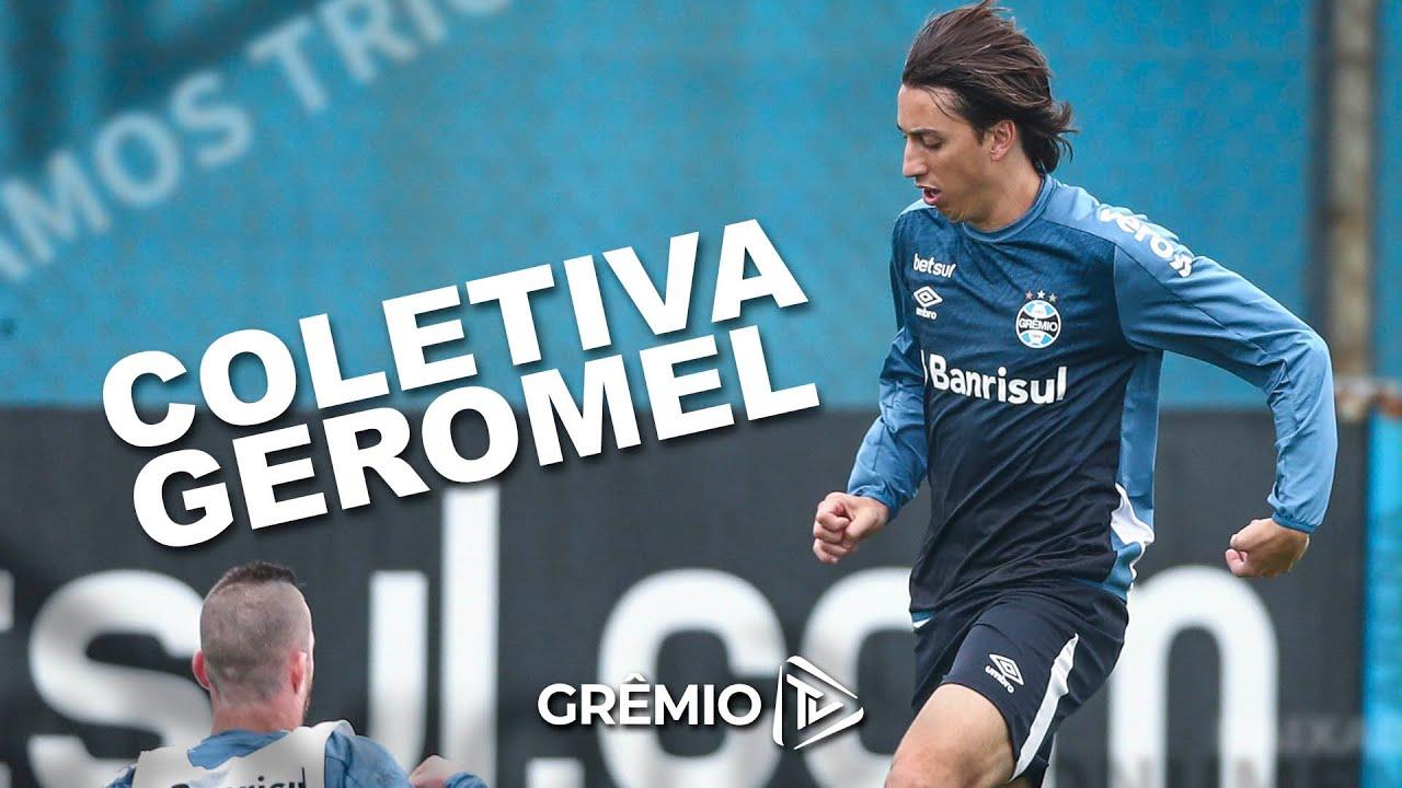 Coletiva com Geromel - 08/08 l GrêmioTV