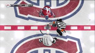 NHL 12 Online Gameplay: L.A. Kings (Kush77) vs. Montreal Canadiens (LorenaM) - Xbox 360