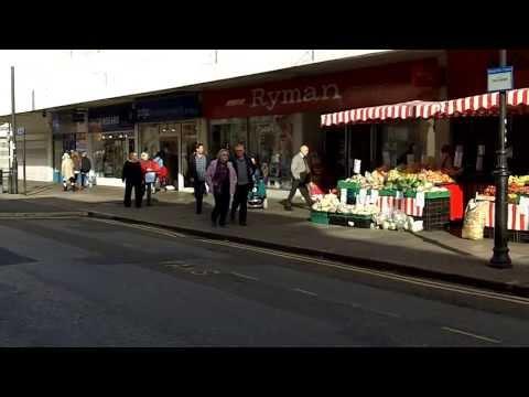 Town Centre, Cheltenham