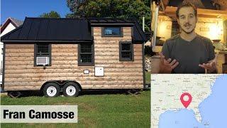 tiny house video tour 2 fran niceville fl 150 sq ft