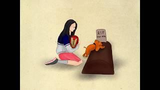 RIP IRON MAN || I Love You 3000 - Stephanie Poetri (ilustrasi musik video+lirik)