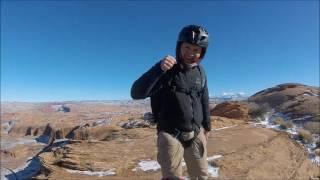 Moab BASE Jumping Compilation