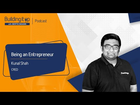 Kunal Shah on Being an Entrepreneur in India