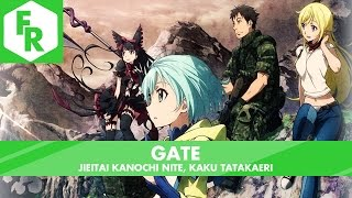 First Reaction: GATE