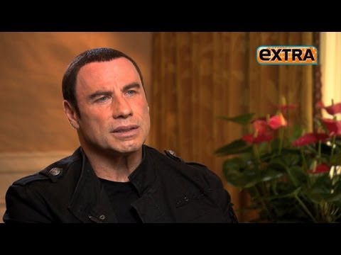 John Travolta Exclusive: How His Family Gives Him Strength
