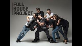 Кавер група Full House Project  О.Е.- Майже весна. Якісна жива музика на Ваше весілля!  4K Promo!!