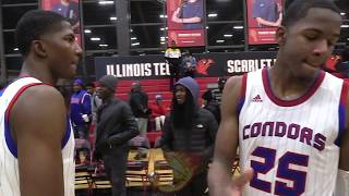 YoungBallerzTV :Curie Knocks off Top Seeded Orr