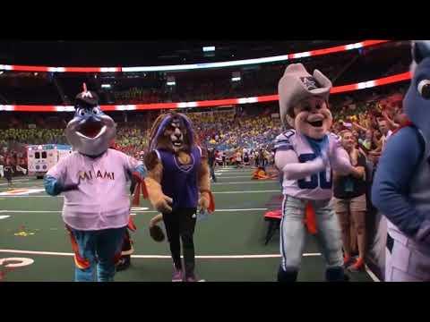 The Mascot Games | Complete | MLB, NFL, NBA, NHL, NCAA