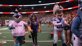 The Mascot games | complete | MLB, NFL, NBA, NHL, NCAA