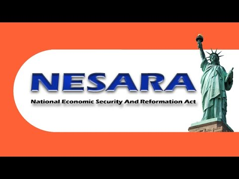 Change is on the Horizon - NESARA Mission - By James Rink