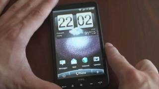 HTC HD2 Running Android (with HTC Sense!)