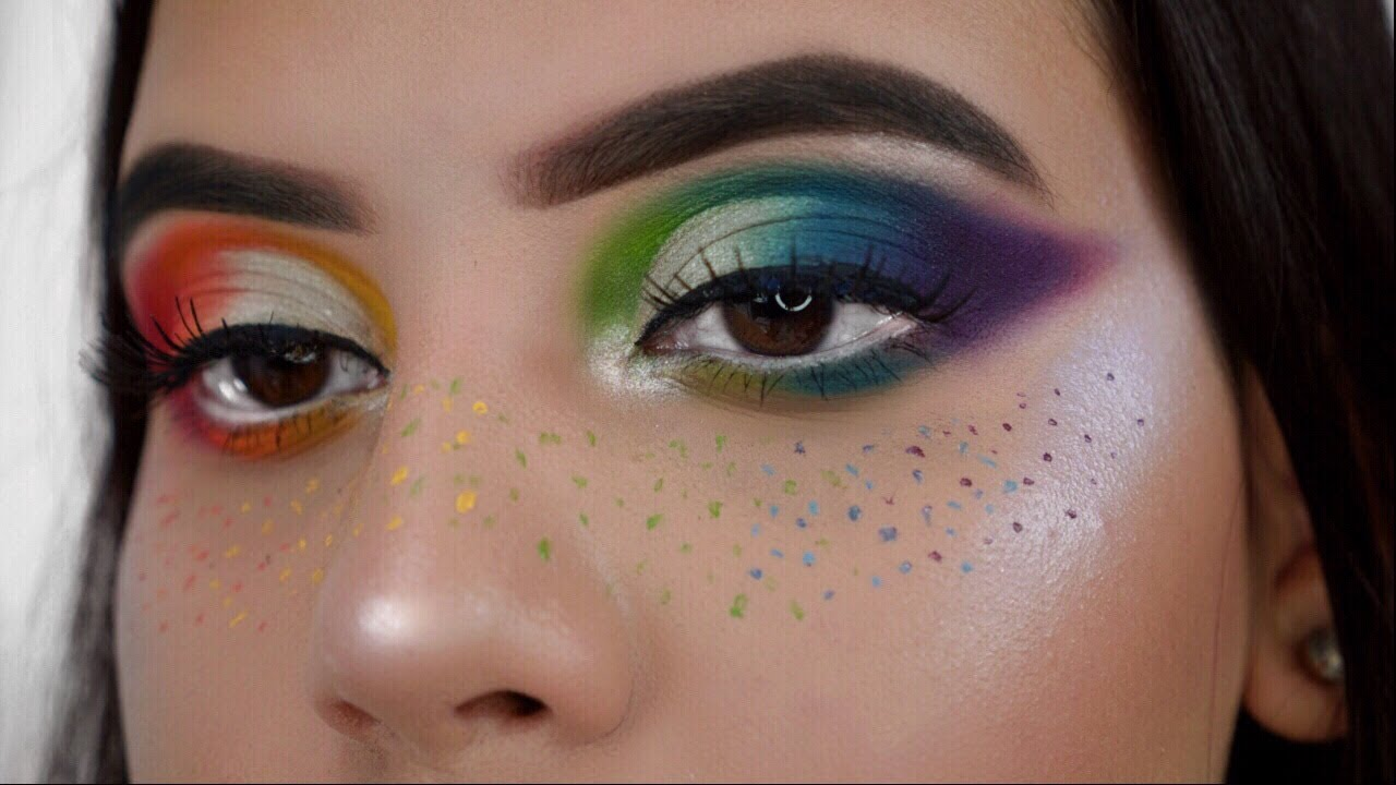 looks with the james charles palette