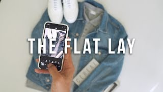 Instagram Tutorial | The Flat Lay