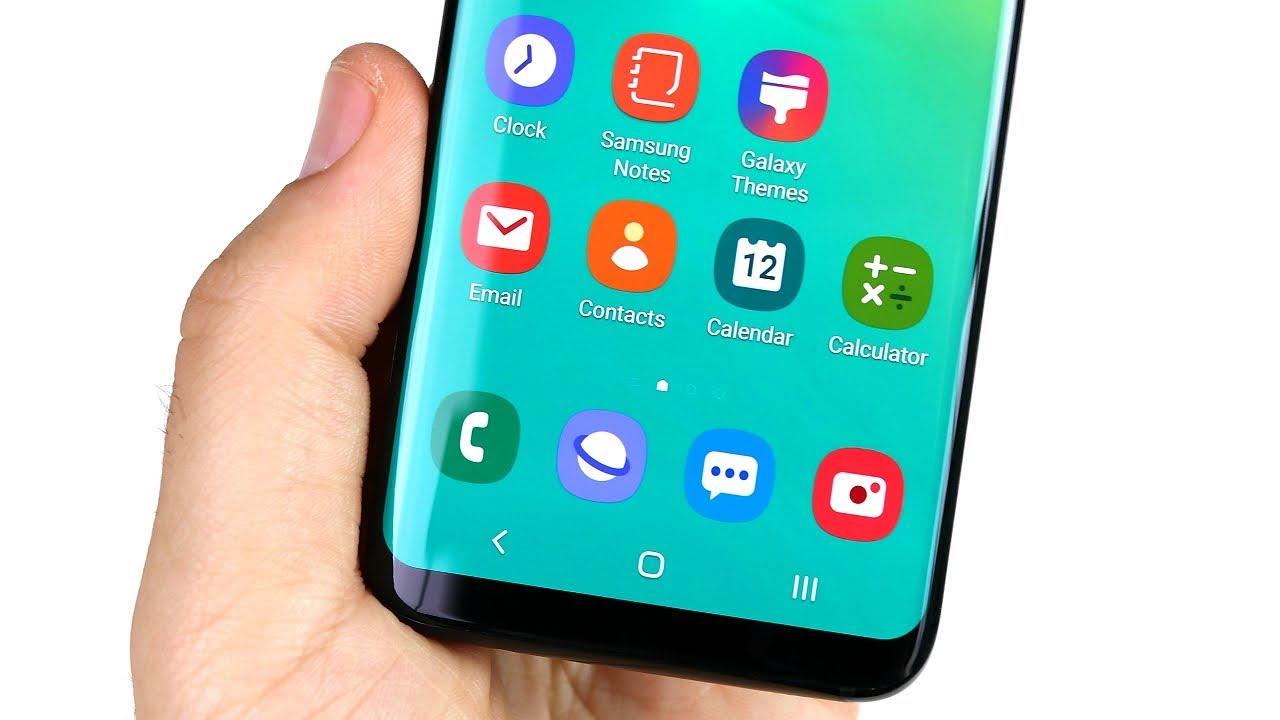 Galaxy S8 One UI Update!