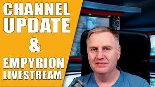 Channel Update 06 2017 - EMPYRION - 7 Days to Die Alpha 16 - Let's Play Gameplay Deutsch German thumbnail