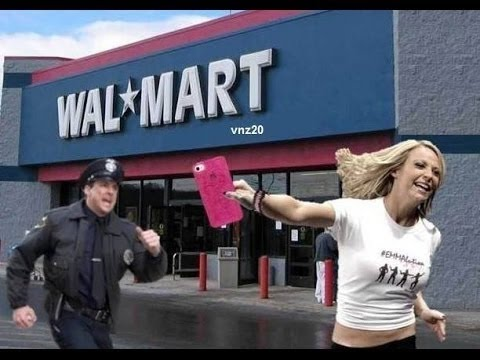 HOW TO STEAL FROM WALMART!