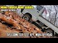 Mini-Truck (SE03 EP03) Speedometer test, more offroading, diff lock low high range