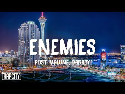 post-malone---enemies-ft.-dababy-(lyrics)