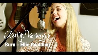 Burn - Ellie Goulding (cover by Karlijn Verhagen)