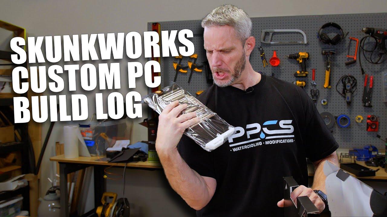 Skunkworks Build Log - NOTHING is going according to plan...
