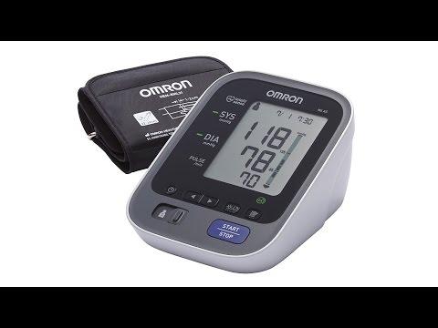 Omron M6 Comfort IT ♡ Intellisense • Automatic Blood Pressure Monitor in 4K