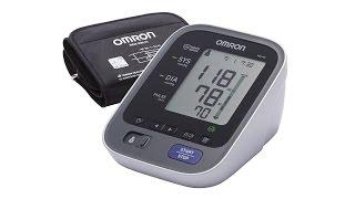 Omron M6 Comfort IT ♡ Intellisense | Automatic Blood Pressure Monitor【4K】