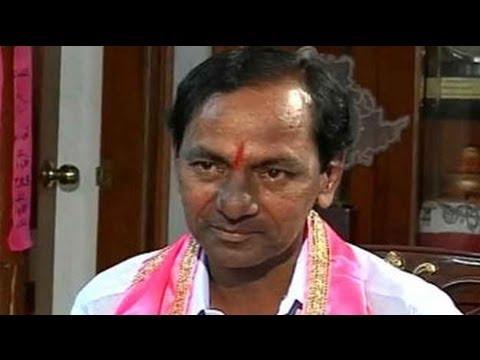 Telangana was pushed into backwardness: K Chandrasekhar Rao to NDTV