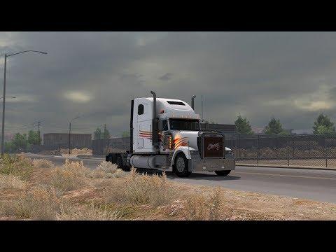 American Truck Simulator Detroit 60 Series engine sounds