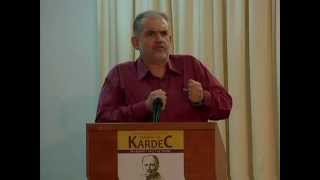 Ricardo Baesso Libertação Espiritual Semana de Kardec 2013