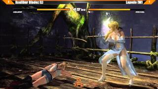 Dead or Alive 5 Ultimate - Grand Final XcaliburBladez vs Lopedo - The Fall Classic Tournament