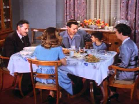 "Outtakes from ""A Date With Your Family"" (1950)"