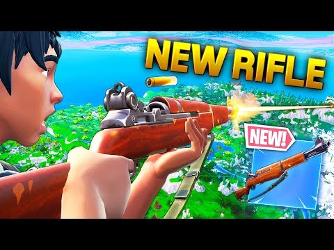 *NEW* INFANTRY RIFLE IS BROKEN..!! | Fortnite Funny and Best Moments Ep.393 (Fortnite Battle Royale) thumbnail
