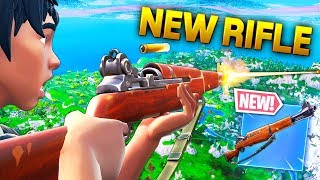 *NEW* INFANTRY RIFLE IS BROKEN..!! | Fortnite Funny and Best Moments Ep.393 (Fortnite Battle Royale)