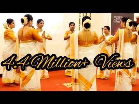 Thiruvathira - Onam Celebration Galfar Residence Ghala,Muscat