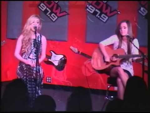 NOW TV :: Megan & Liz Performance